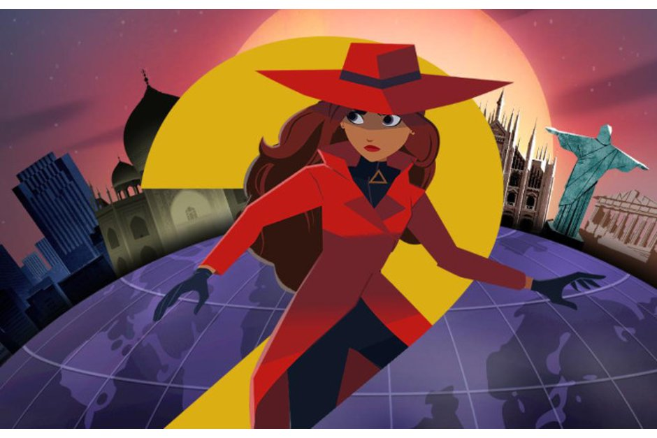 Carmen Sandiego: Google Earth lancia il gioco interattivo! thumbnail