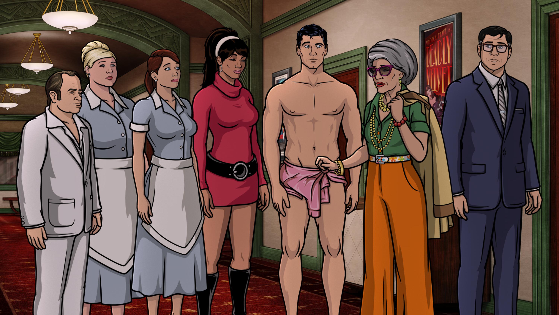Archer 10 in arrivo ad Aprile su FX thumbnail
