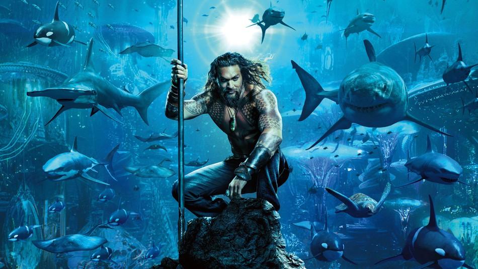 Aquaman al Napoli Comicon per celebrare l'arrivo del film in Home Video thumbnail