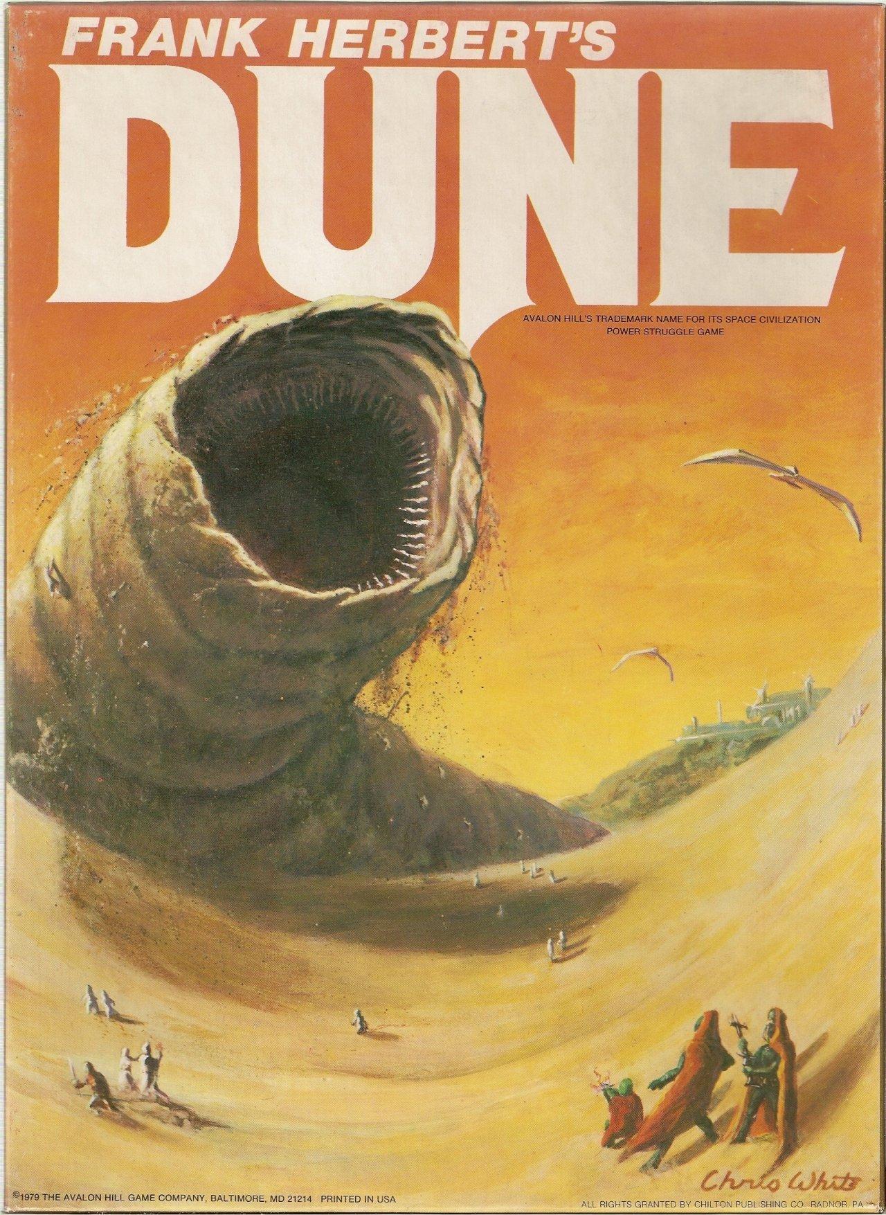 Ritorna Dune: il gioco da tavolo thumbnail