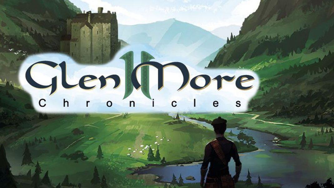Glen More II: Chronicles annunciato da GateOnGames thumbnail