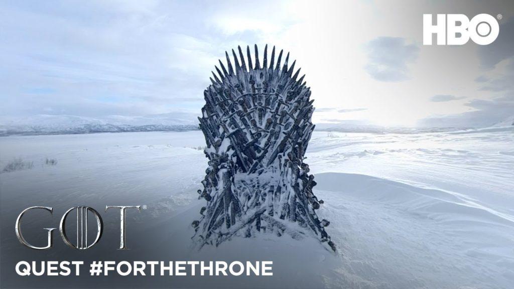 Game of Thrones: alla ricerca dei Troni nascosti per il mondo! thumbnail
