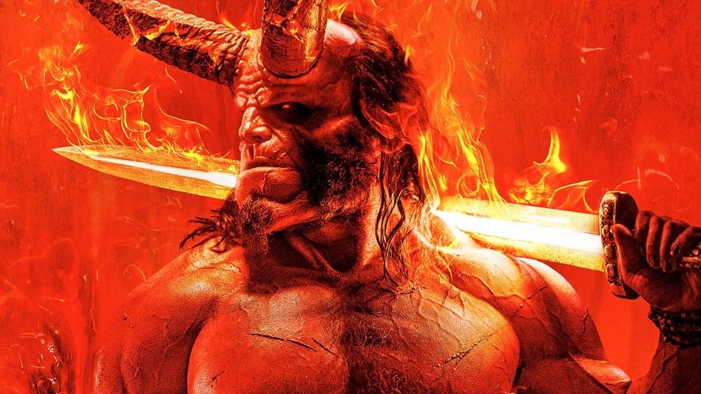 Hellboy si mostra in un nuovo, violento trailer thumbnail