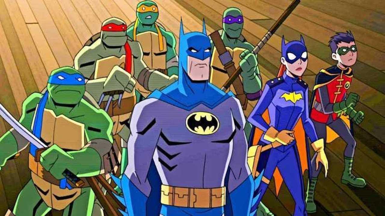 Batman vs Teenage Mutant Ninja Turtles: online il primo trailer thumbnail