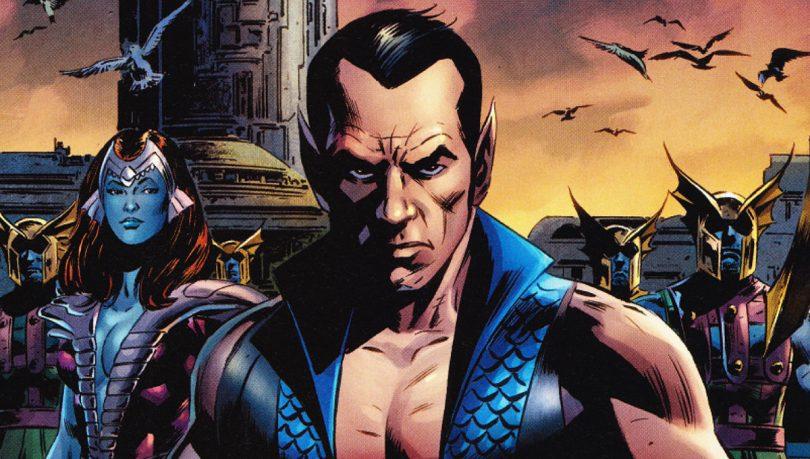 Namor potrebbe arrivare nel Marvel Cinematic Universe? thumbnail