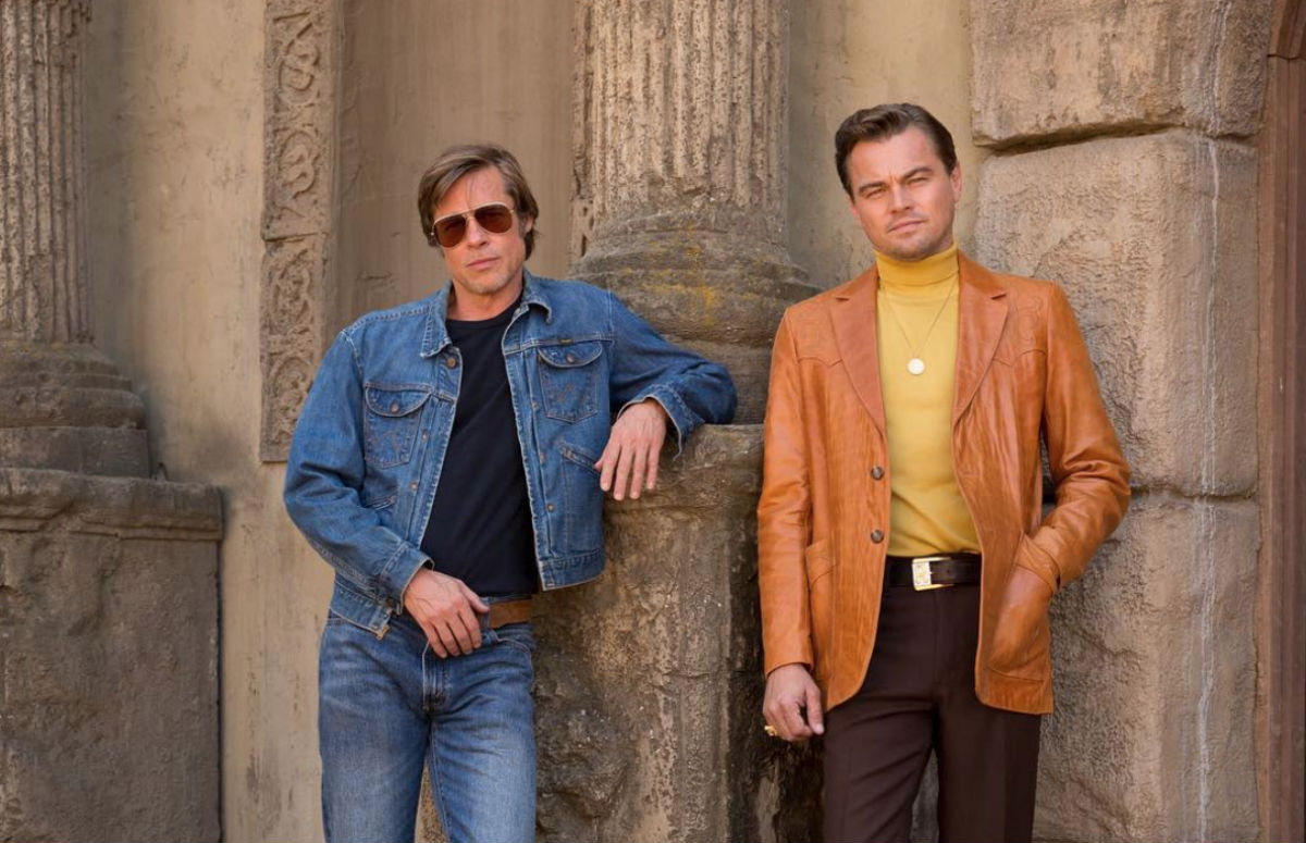 Once Upon a Time in Hollywood: nuovo poster in stile vintage thumbnail