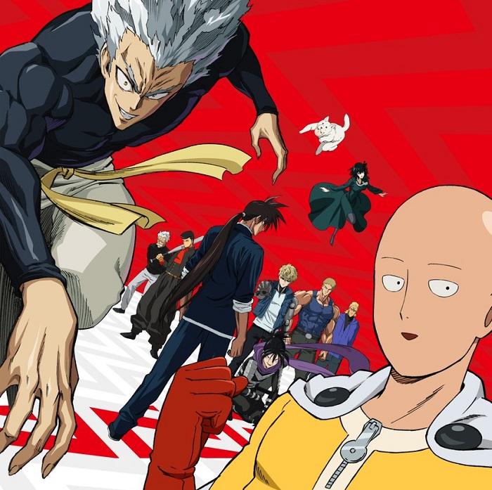 One Punch Man torna con la seconda stagione e una speciale anteprima thumbnail