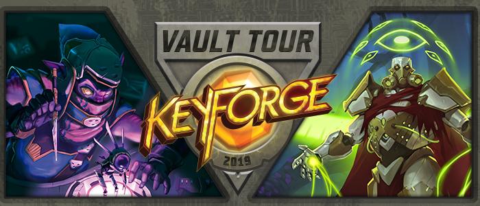 Keyforge: il Vault Tour ha una tappa italiana thumbnail