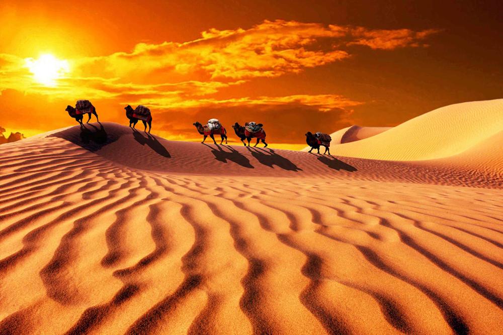 La Via della Seta dell'antica Cina, cos'è? thumbnail