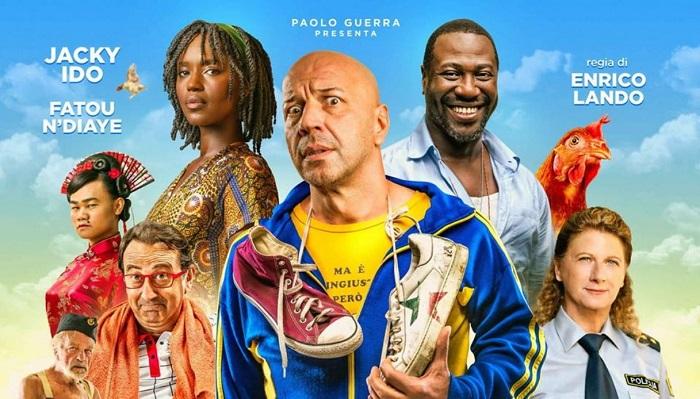Scappo a casa: il nuovo film di Aldo Baglio thumbnail