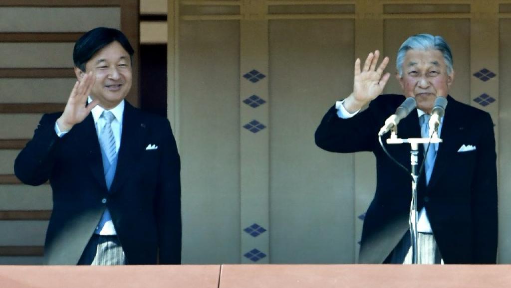 L'Imperatore Giapponese abdica al trono per la prima volta in 250 anni thumbnail