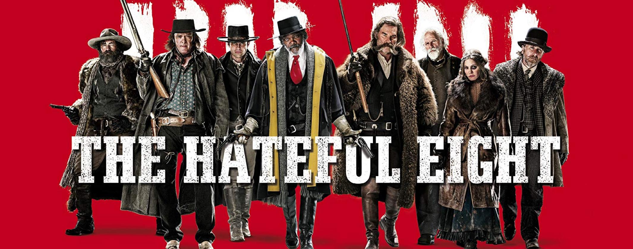 The Hateful Eight sbarca su Netflix come Miniserie thumbnail
