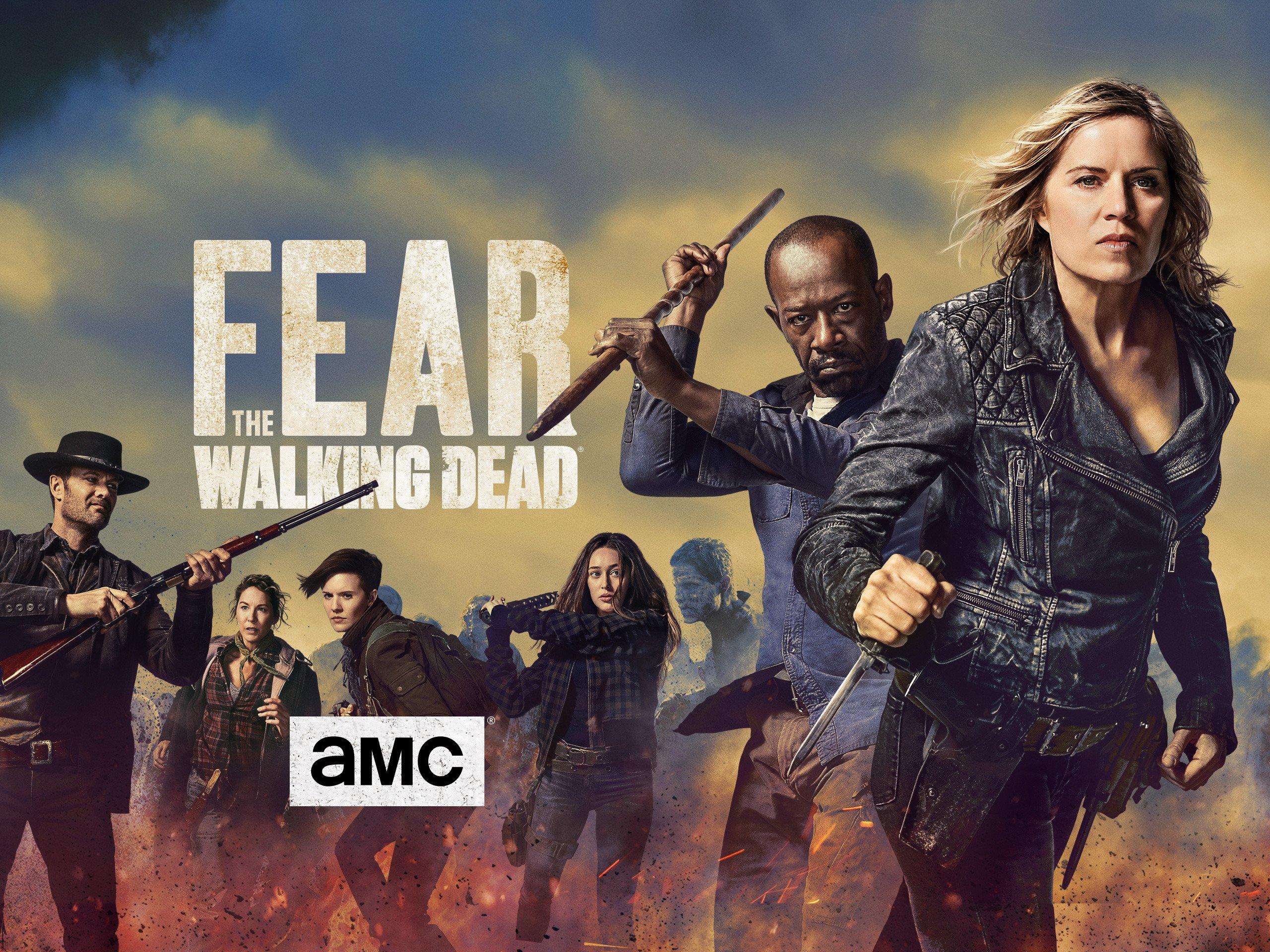 """Rivelate nuove immagini della quinta stagione di """"Fear The Walking Dead"""" thumbnail"""