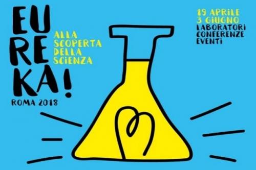 EUREKA! Roma 2019: la scienza invade la capitale thumbnail