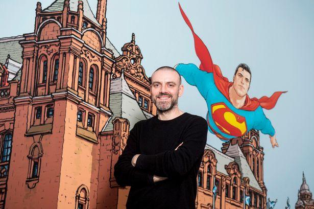 Frank Quietly sarà ospite dell'ARF! Festival del fumetto di Roma thumbnail