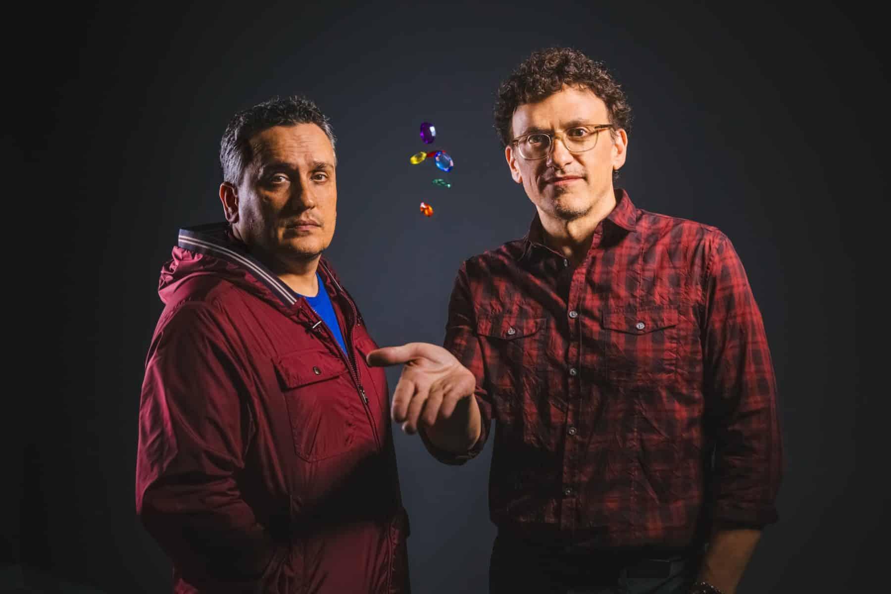 I fratelli Russo al lavoro su un franchise segreto thumbnail
