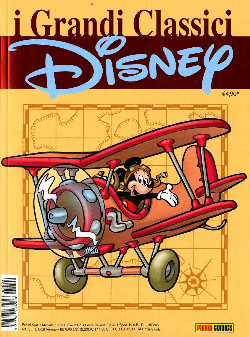 """""""I Classici Disney"""" riparte dal numero 1 thumbnail"""