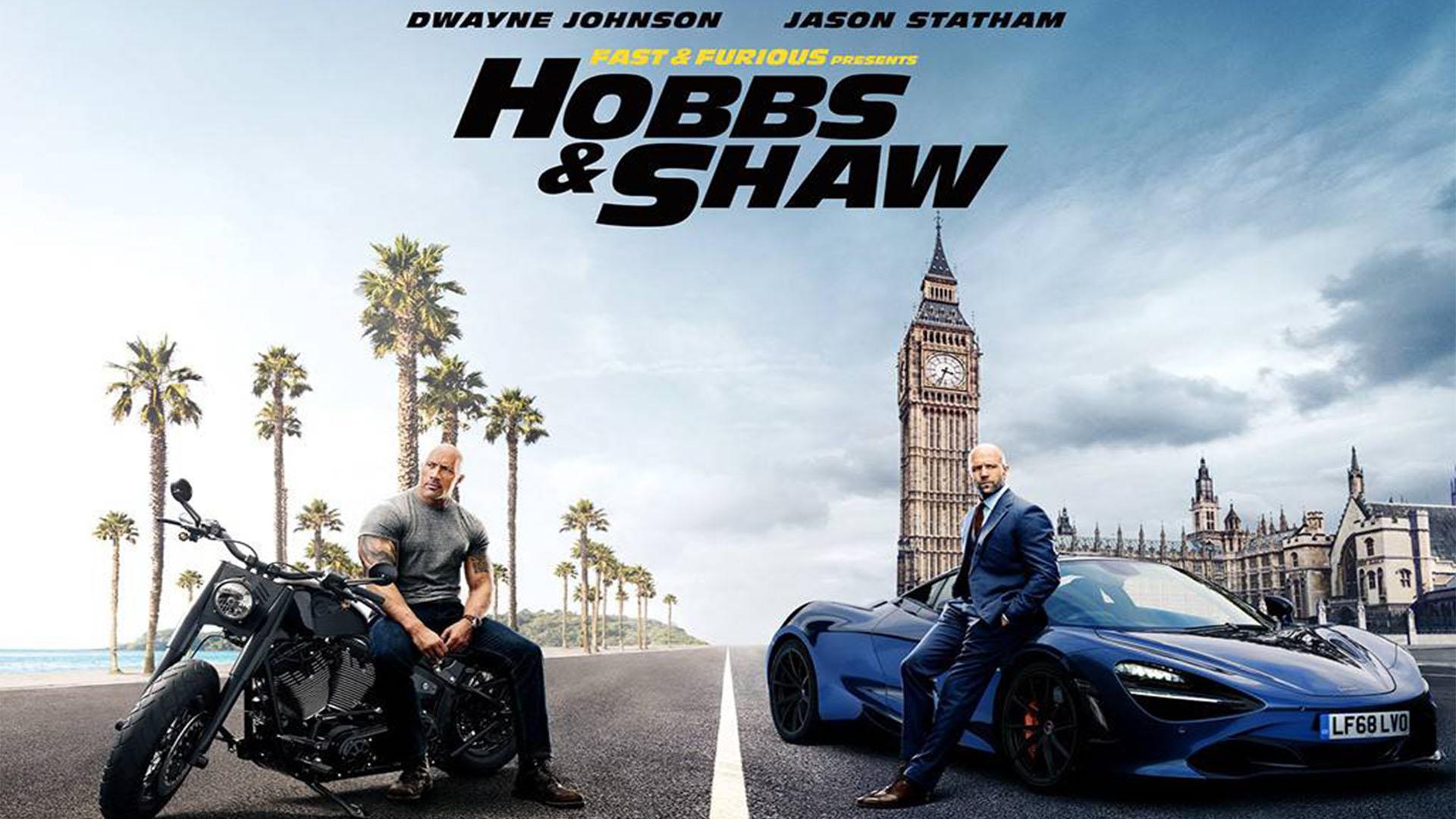 Hobbs & Shaw: The Rock conferma il sequel thumbnail