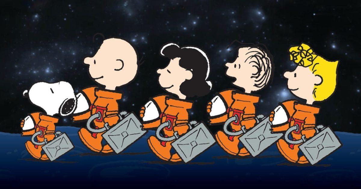 Peanuts in Space: il cortometraggio con Snoopy arriva su Apple TV thumbnail