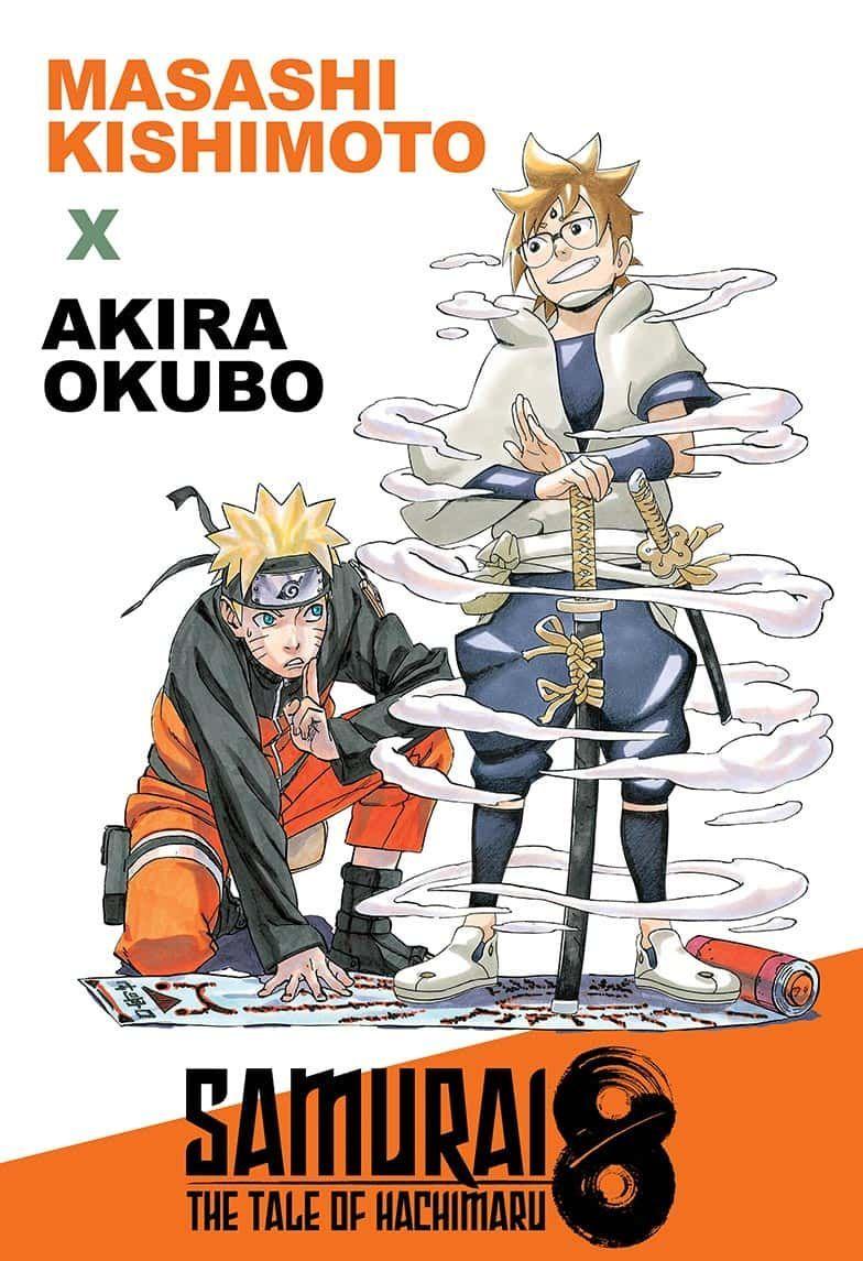 Samurai 8 The Tale of Hachimaru Naruto