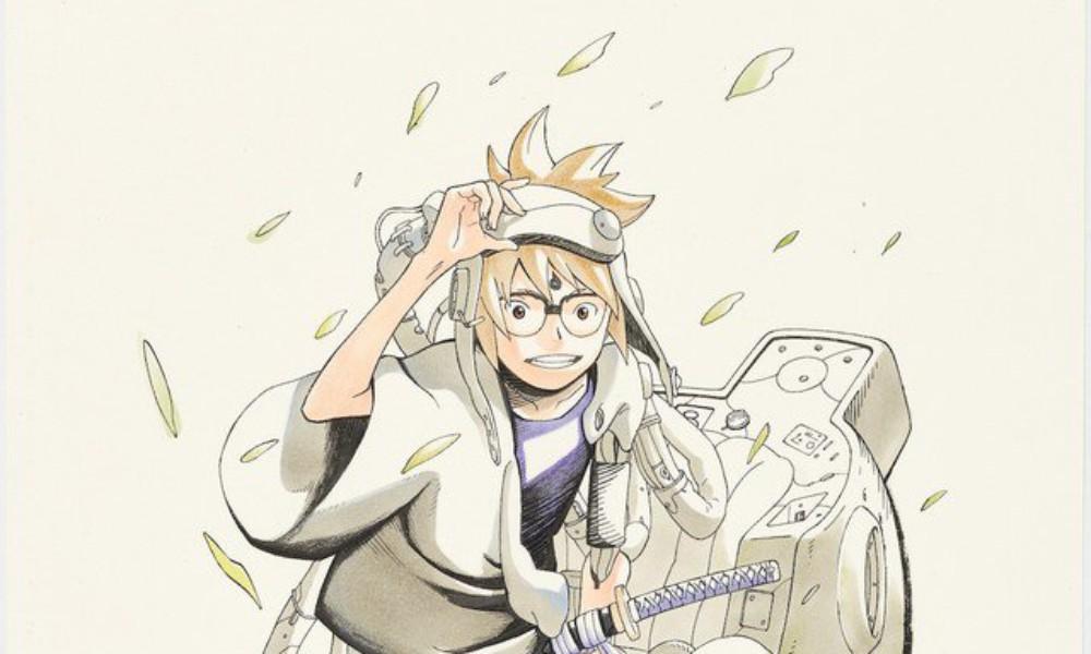 Samurai 8: immagine crossover con Naruto thumbnail