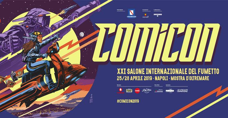 Comicon: record di presenze per la XXI edizione thumbnail