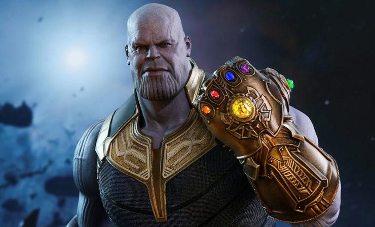 Simpatico Easter Egg di Thanos su Google thumbnail