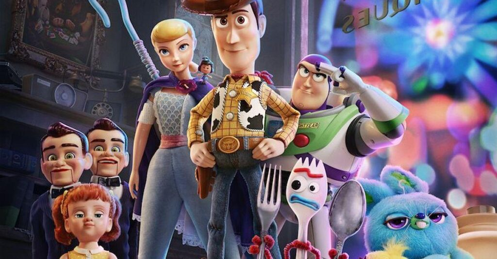 Toy Story 5 4 rotten tomatoes