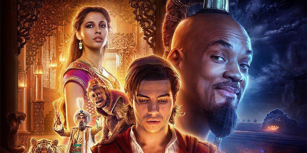Disney mostra nuove immagini del film Aladdin thumbnail