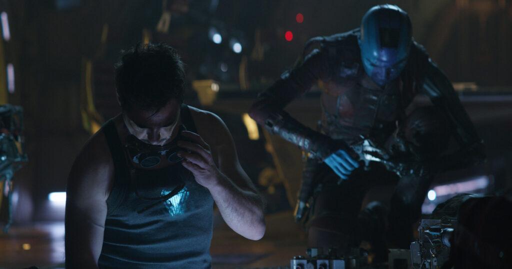 avengers endgame spoiler film recensione marvel cinematic universe iron man nebula