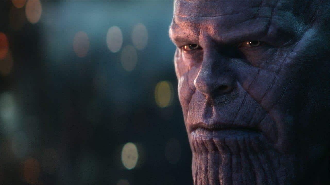 Thanos dice 'Ineluttabile' e tutti vanno ad aprire il dizionario thumbnail