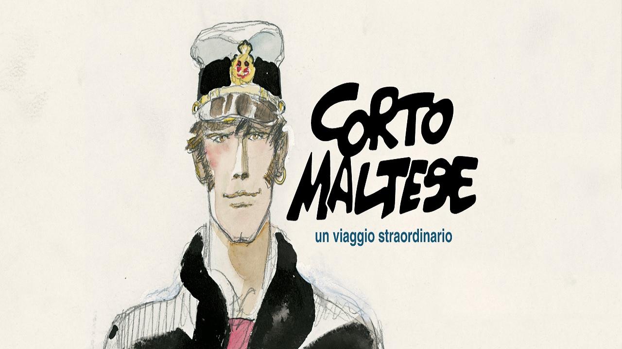 Corto Maltese arriva al Mann di Napoli: un viaggio straordinario tra schizzi, tavole e foto thumbnail
