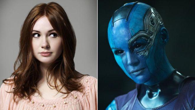 Karen Gillan vuole dirigere un prossimo film Marvel thumbnail