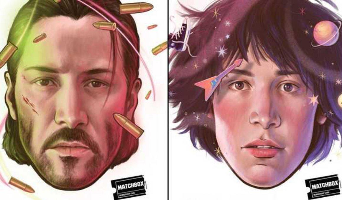 Keanucon, la convention interamente dedicata a Keanu Reeves thumbnail