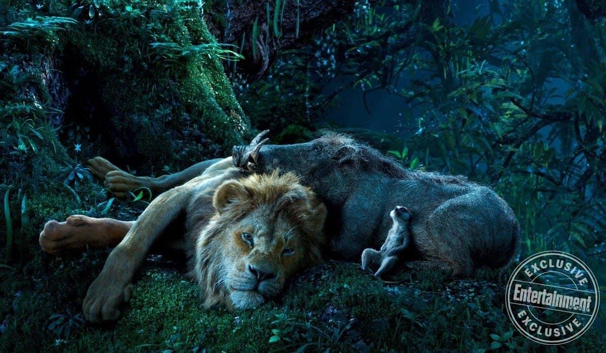 Il Re Leone: rilasciate nuove foto del Live-Action thumbnail
