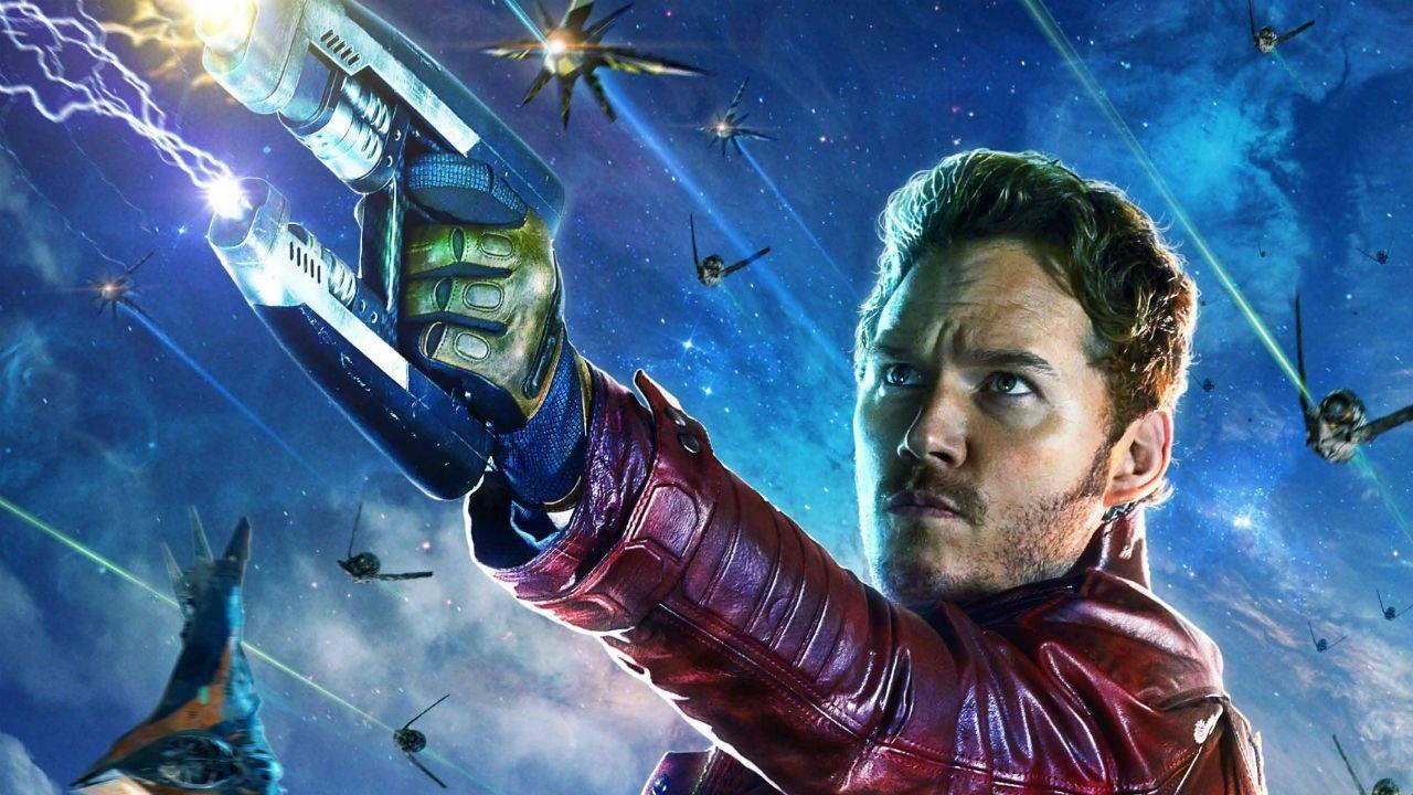 """Chris Pratt condivide un video """"illegale"""" sul set di Avengers: Endgame thumbnail"""