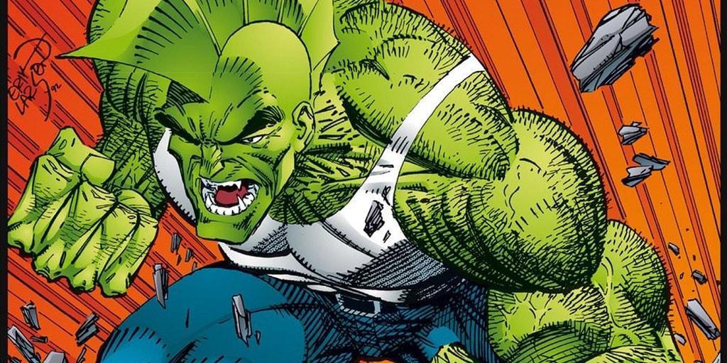 Editoriale Cosmo pubblica la nuova edizione di Savage Dragon thumbnail