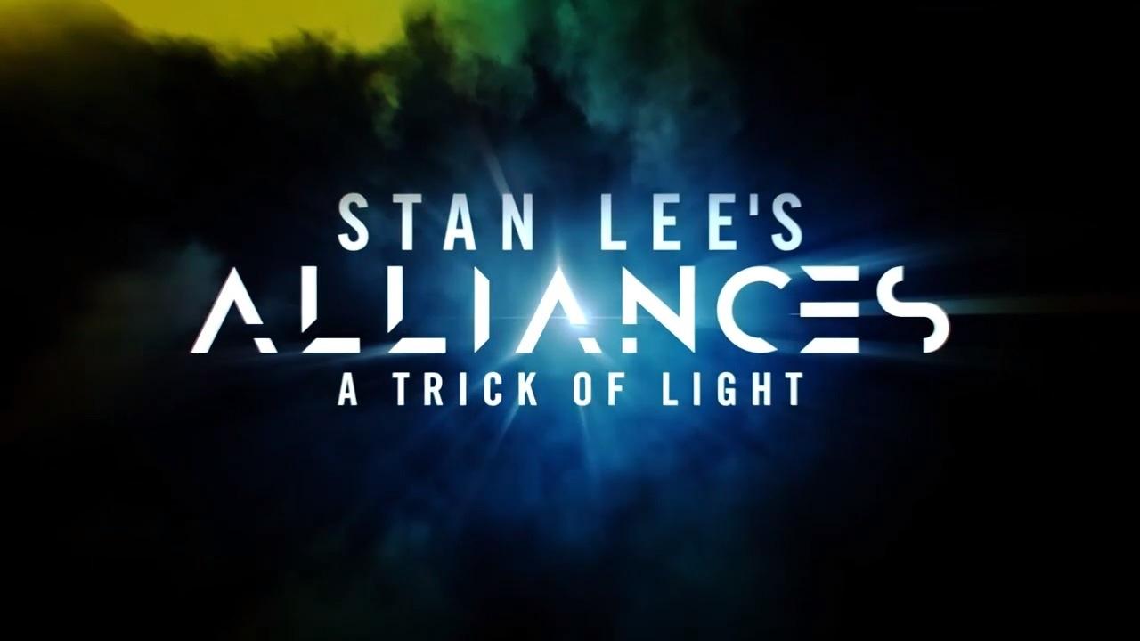 Stan Lee's Alliances: A Trick of Light, annunciato da Audible il nuovo universo creato dal papà dei supereroi Marvel thumbnail