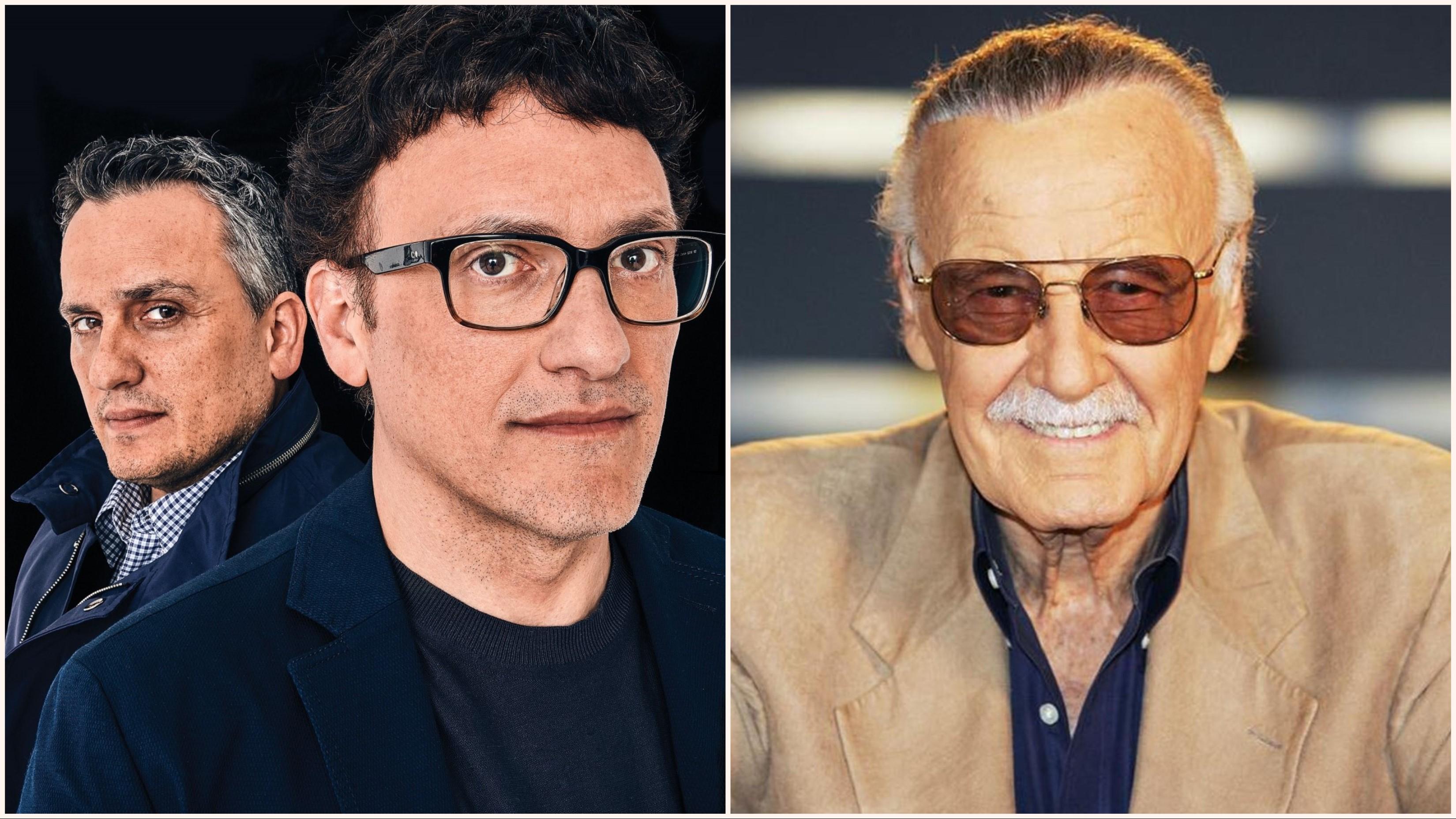 I fratelli Russo al lavoro sul documentario dedicato a Stan Lee thumbnail