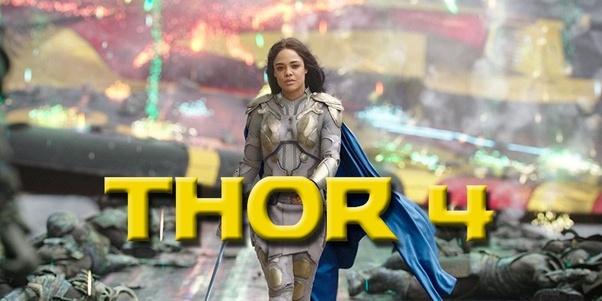 Thor 4 si potrebbe fare, secondo Tessa Thompson thumbnail