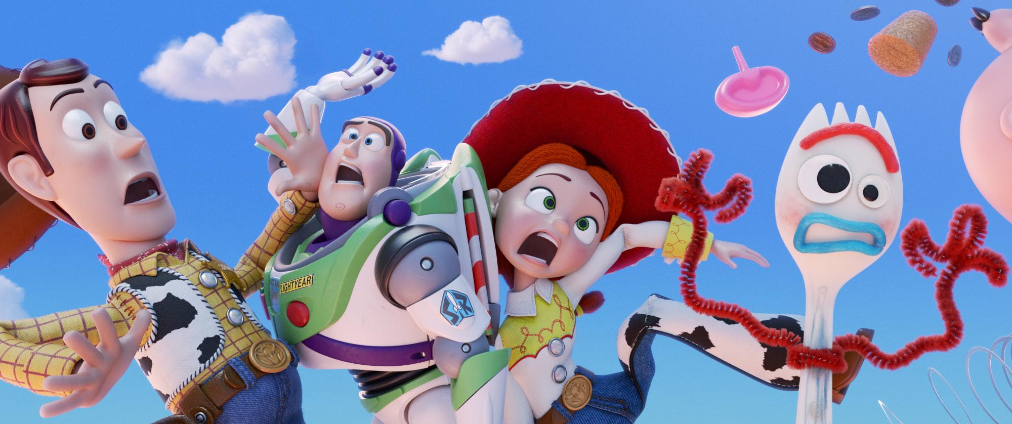 Toy Story 4: ecco i nuovi doppiatori italiani thumbnail