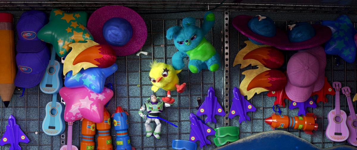 toy story 4 anteprima trailer pixar disney