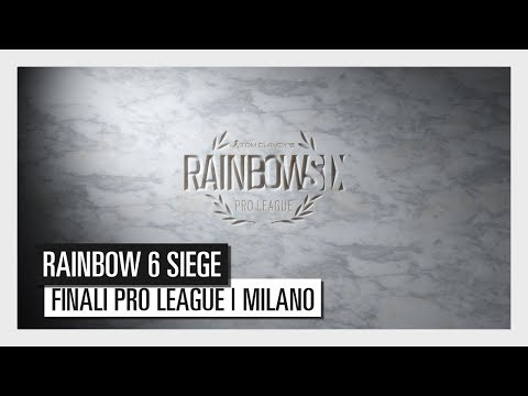 Tom Clancy's Rainbow Six Siege: le finali della Pro League questo week-end thumbnail