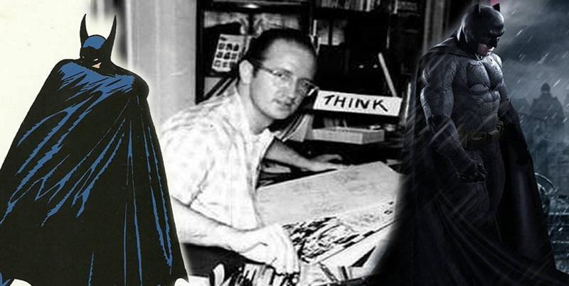 Batman Day: la vicenda di Bill Finger e la creazione di Batman thumbnail