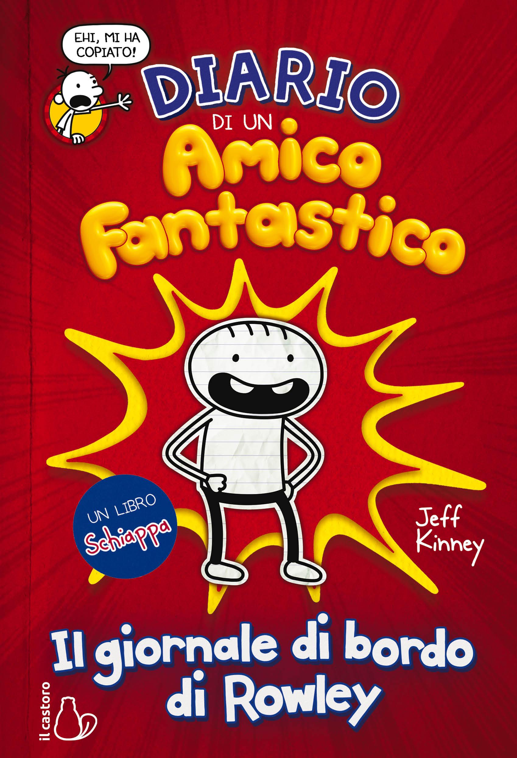 Diario di un Amico Fantastico: il nuovo libro di Jeff Kinney arriva in Italia thumbnail