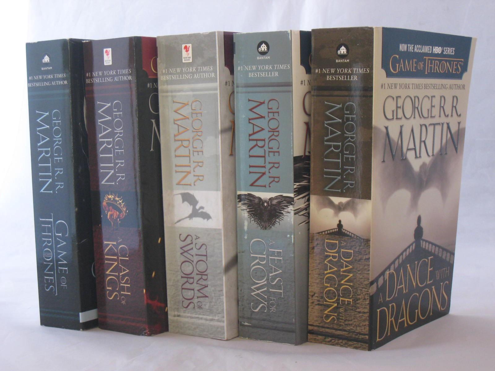 Guida alla lettura dei libri a cui è ispirato Game of Thrones | Don't Panic thumbnail