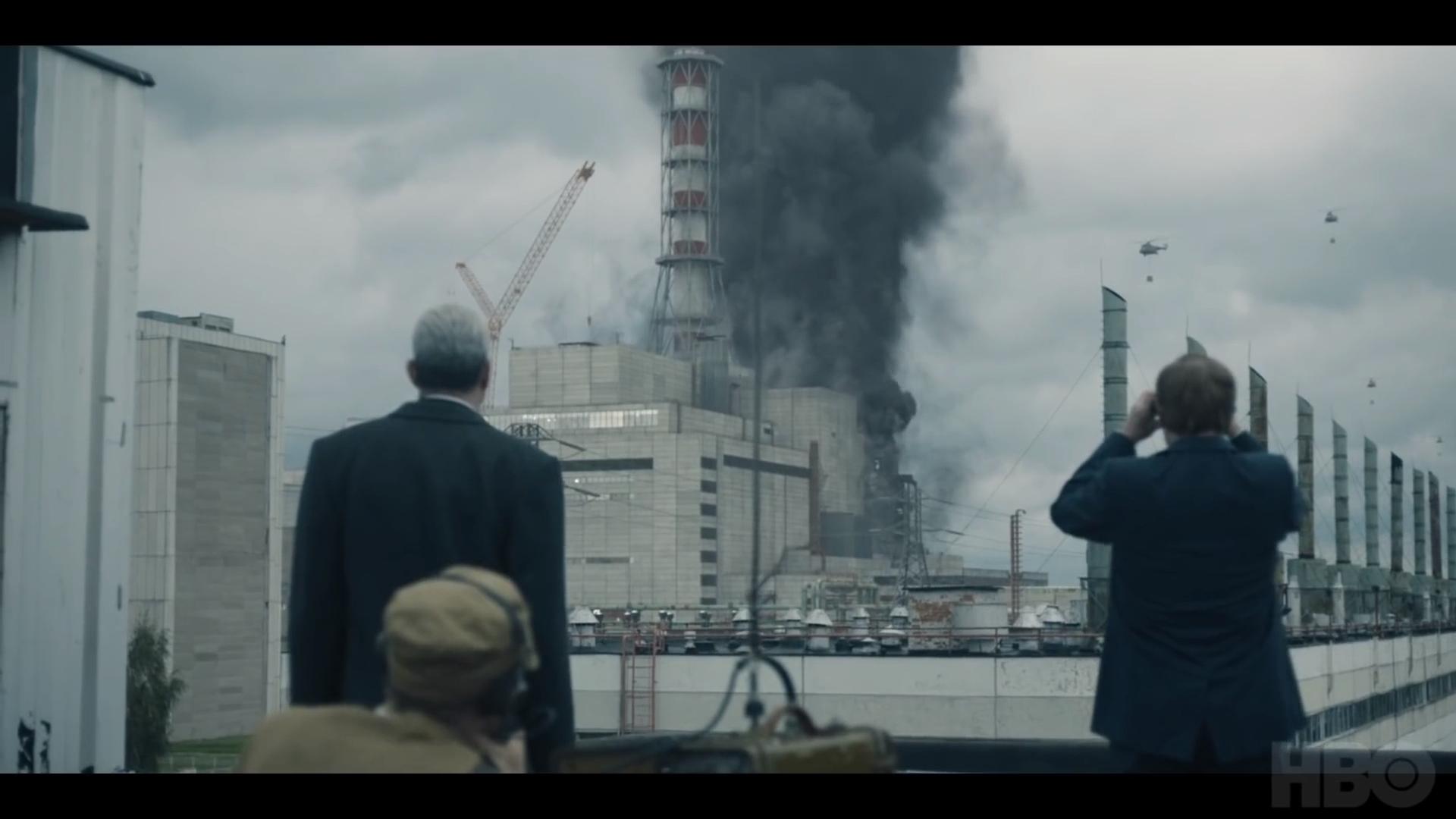Chernobyl, la nuova serie sul disastro nucleare a breve anche in Italia thumbnail