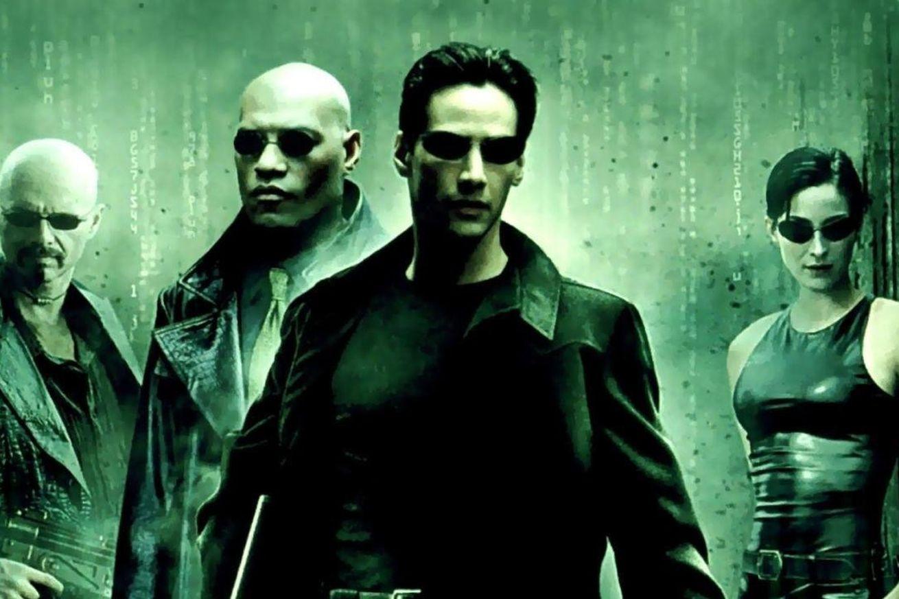 Matrix Reboot Keanu