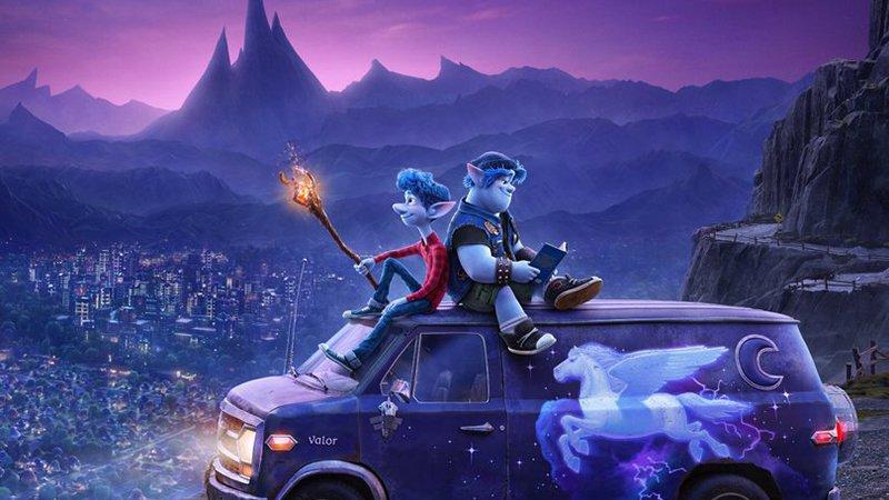 Onward: pubblicato il primo trailer del nuovo film Disney/Pixar thumbnail