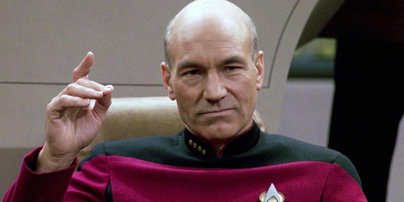 'Star Trek Picard' sarà il titolo della nuova serie thumbnail